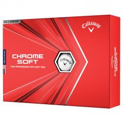 New Callaway Chrome Soft - 2018