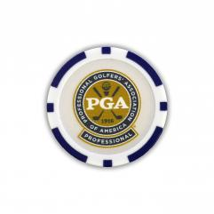 Full Color Poker Chip Ball Markers_PGA
