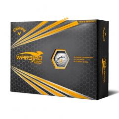 Callaway Warbird 2.0 new packaging